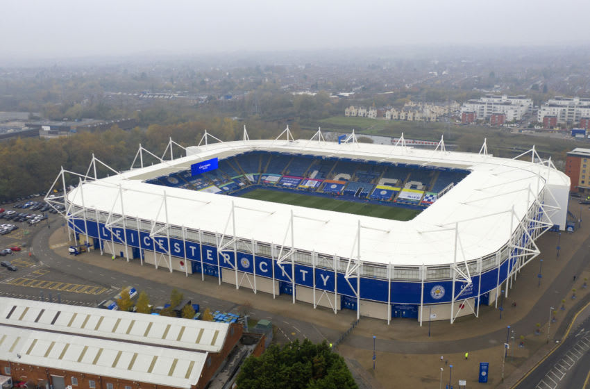 King Power Stadium the home of Leicester City (Photo by Sam Bagnall - AMA/Getty Images)
