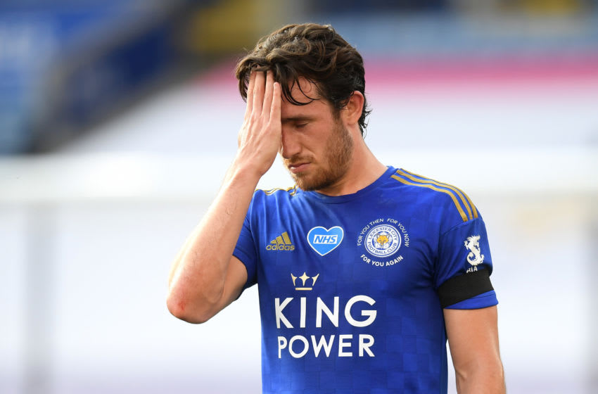 Ben Chilwell of Leicester City (Photo by Michael Regan/Getty Images)