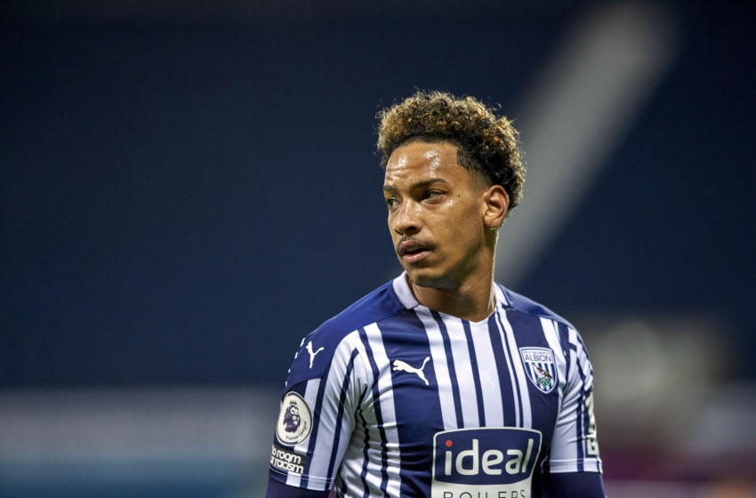 Matheus Pereira of West Bromwich Albion (Photo by Malcolm Couzens/Getty Images)