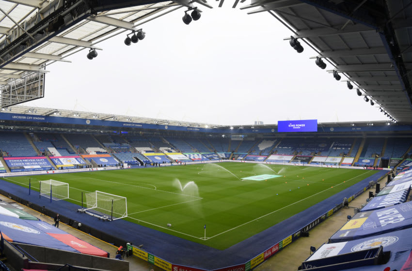 King Power Stadium, Leicester City (Photo by Michael Regan/Getty Images)