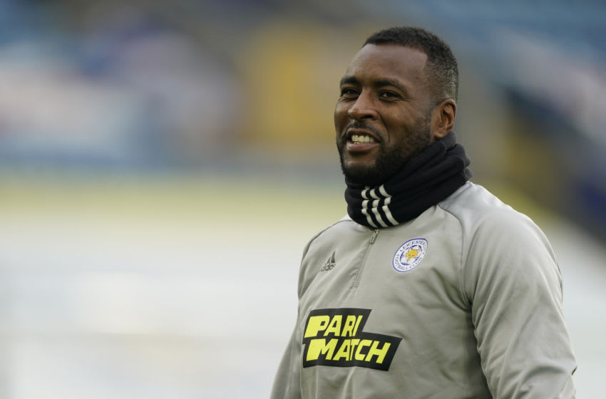 Wes Morgan of Leicester City (Photo by Tim Keeton - Pool/Getty Images)