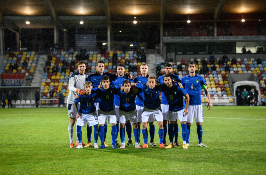 Italy Under-21 (Photo by Lukas Schulze/Getty Images)