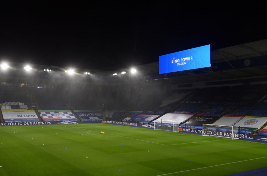 Leicester City (Photo by Michael Regan/Getty Images)
