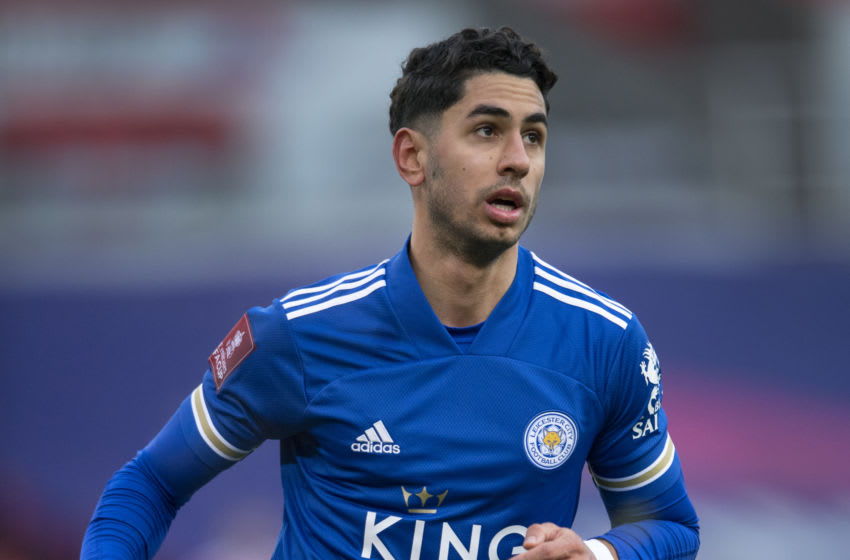Ayoze Perez of Leicester City (Photo by Visionhaus)
