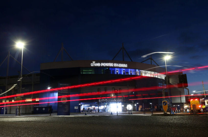 Leicester City's King Power Stadium (Photo by Alex Pantling/Getty Images)