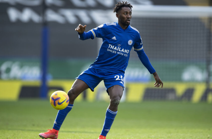 Wilfred Ndidi of Leicester City (Photo by Visionhaus/Getty Images)