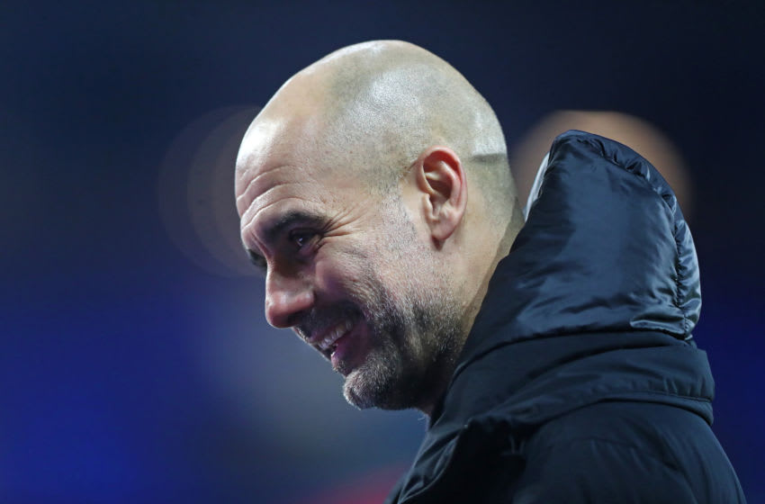 Pep Guardiola the manager of Manchester City (Photo by Chloe Knott - Danehouse/Getty Images)