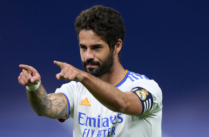 Isco of Real Madrid (Photo by Diego Souto/Quality Sport Images/Getty Images)