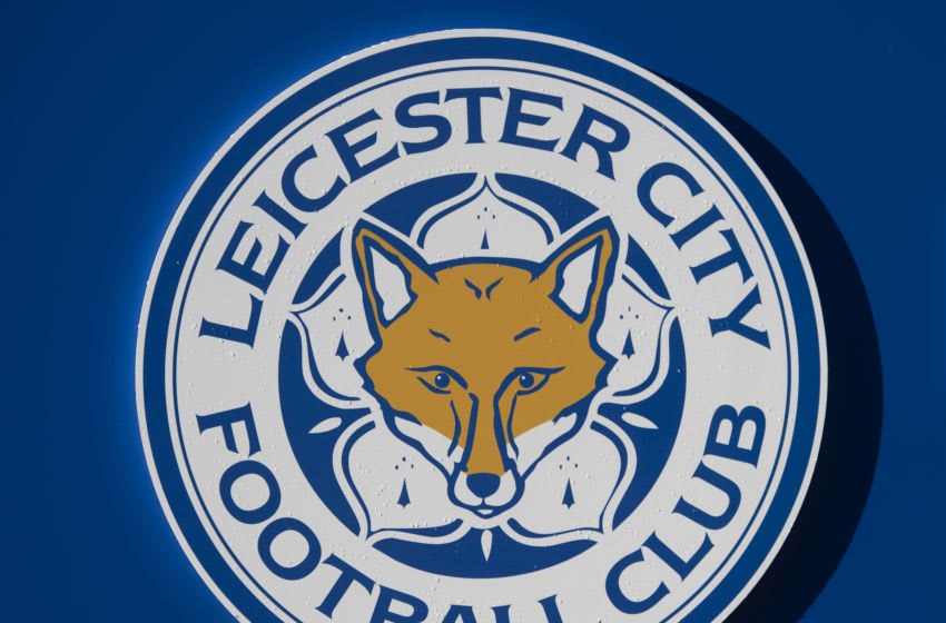Leicester City badge (Photo by Visionhaus/Getty Images)