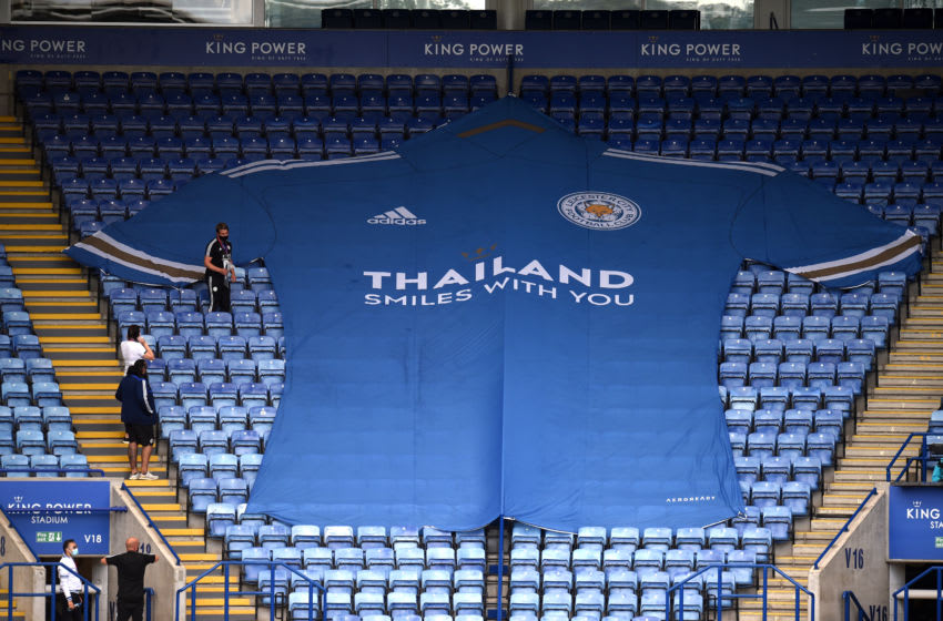 Leicester City (Photo by Oli Scarff/Pool via Getty Images)