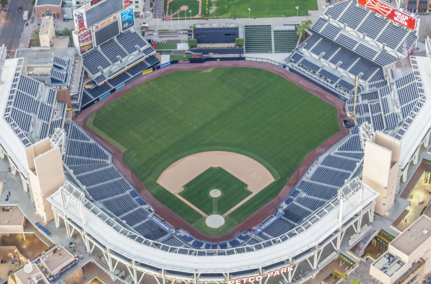 Petco Park, San Diego Padres (Photo by David Madison/Getty Images)
