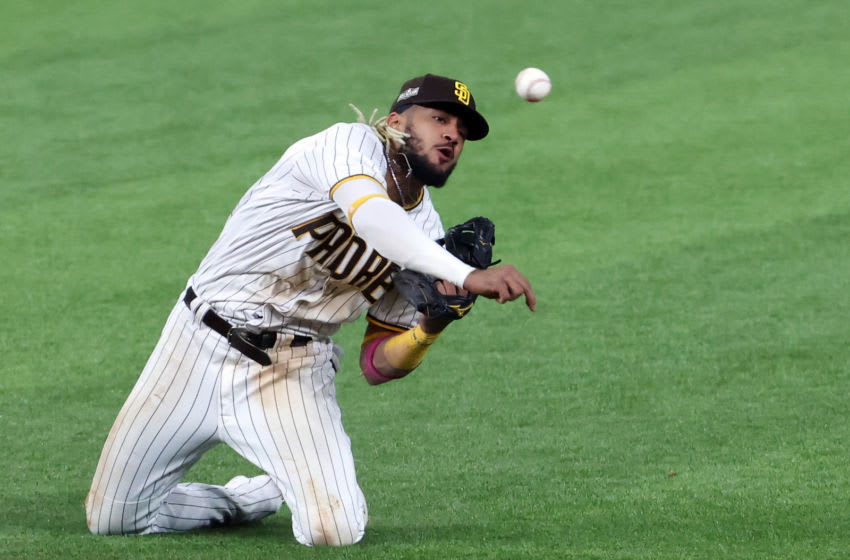 Fernando Tatis Jr., San Diego Padres (Photo by Tom Pennington/Getty Images)