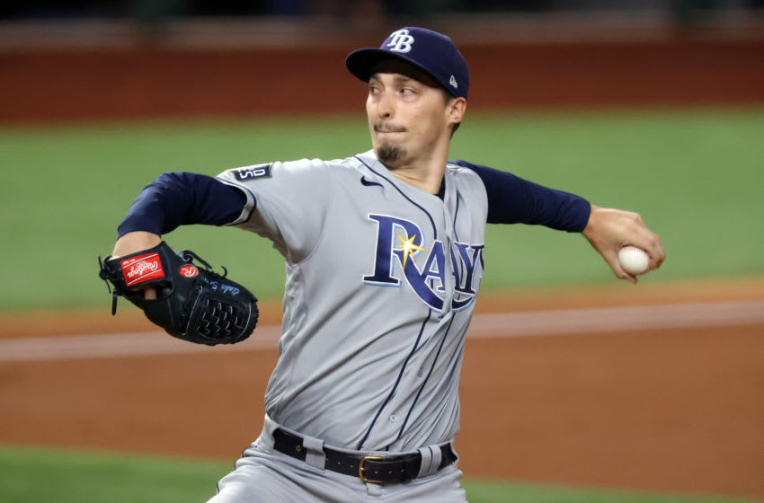 Blake Snell, San Diego Padres (Photo by Tom Pennington/Getty Images)