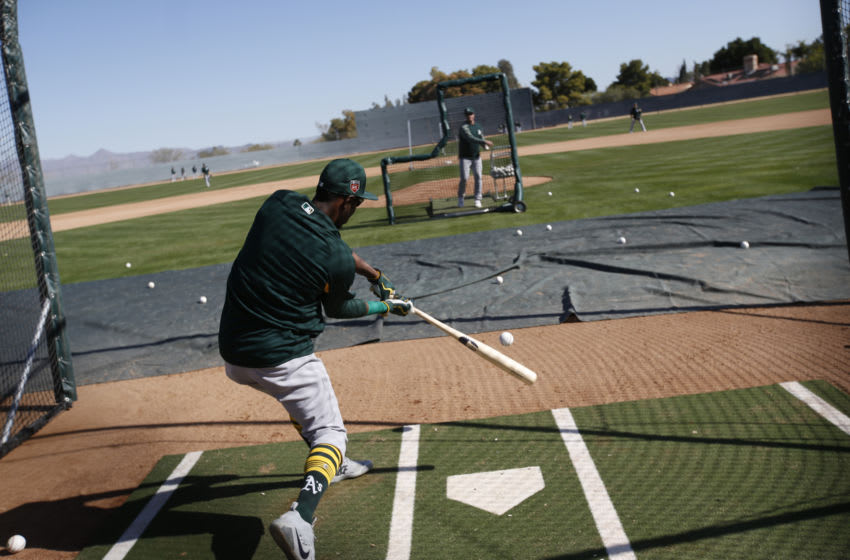 (Photo by Michael Zagaris/Oakland Athletics/Getty Images)