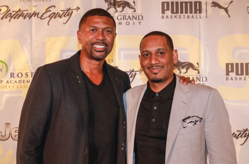 (Photo by Scott Legato/Getty Images for Jalen Rose Leadership Academy (PGD Global Event))