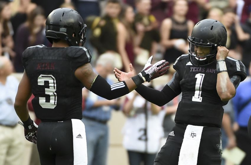Kyler Murray, Texas A&M Football (Photo by Eric Christian Smith/Getty Images)