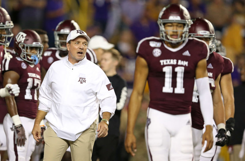 Jimbo Fisher, Texas A&M Football Mandatory Credit: Chuck Cook-USA TODAY Sports