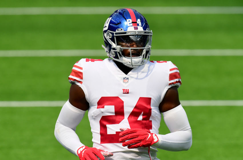 James Bradberry #24 of the New York Giants (Photo by Harry How/Getty Images)