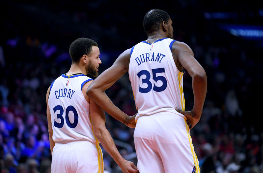 Warriors (Photo by Harry How/Getty Images)