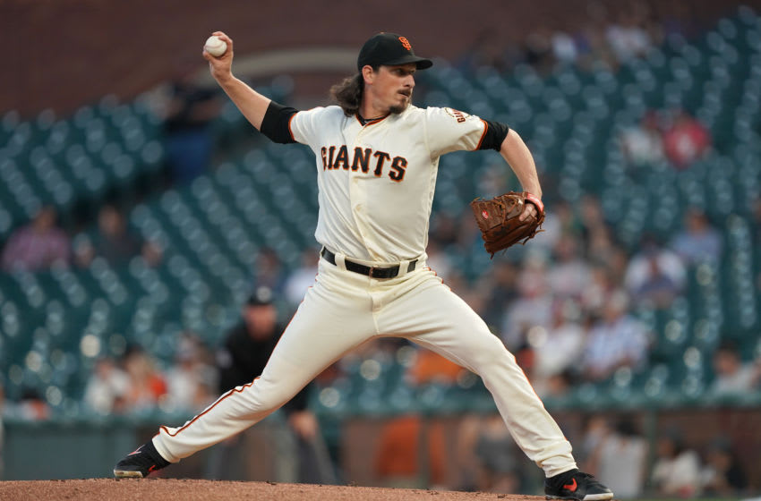San Francisco Giants (Photo by Thearon W. Henderson/Getty Images)