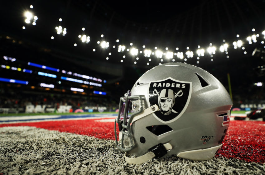 Raiders (Photo by Naomi Baker/Getty Images)