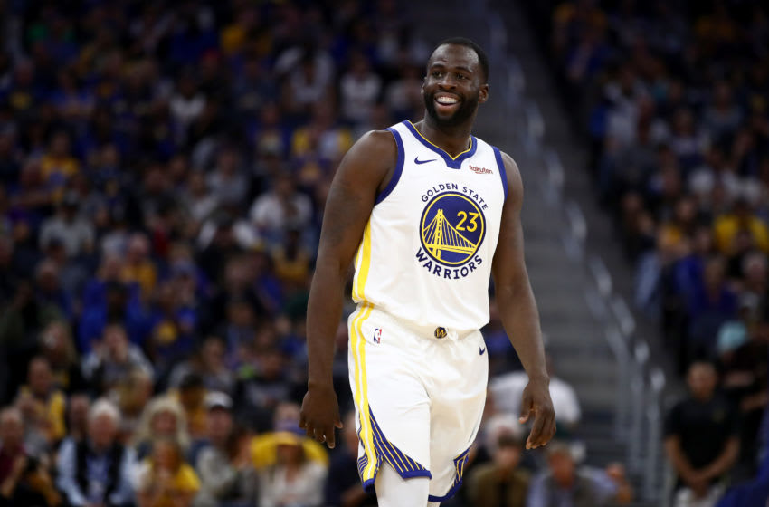 Warriors, Draymond Green (Photo by Ezra Shaw/Getty Images)