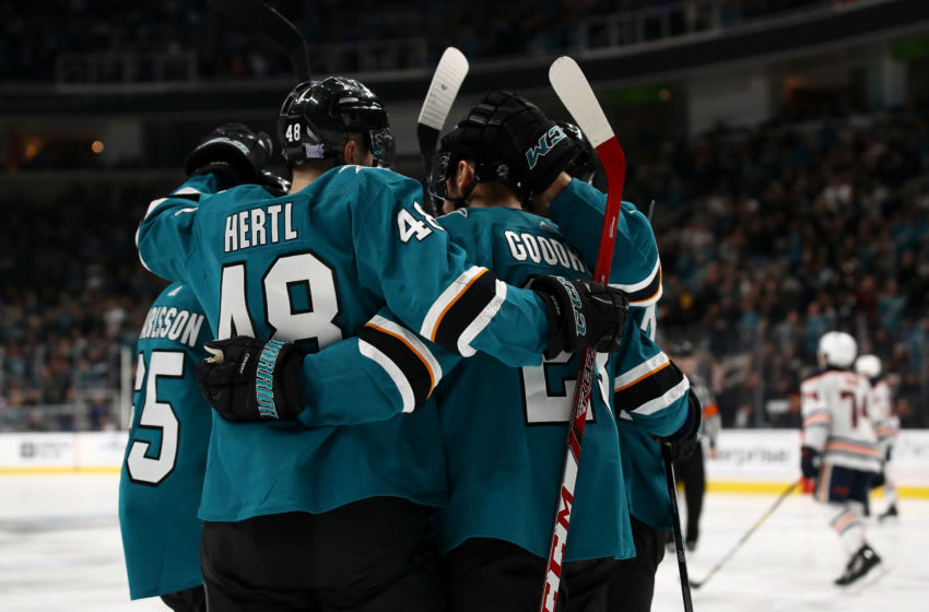 San Jose Sharks (Photo by Ezra Shaw/Getty Images)