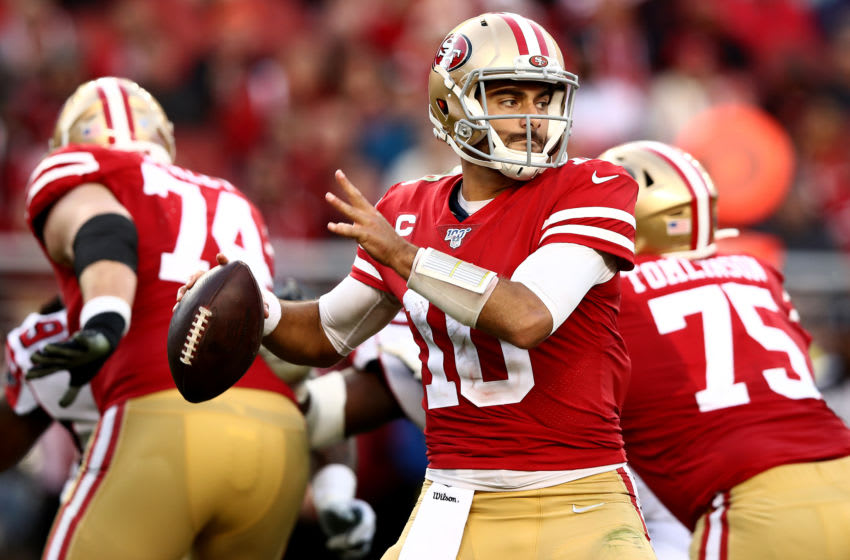 49ers (Photo by Ezra Shaw/Getty Images)