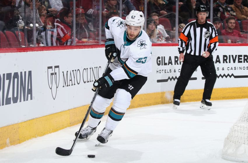 San Jose Sharks, Barclay Goodrow (Photo by Christian Petersen/Getty Images)