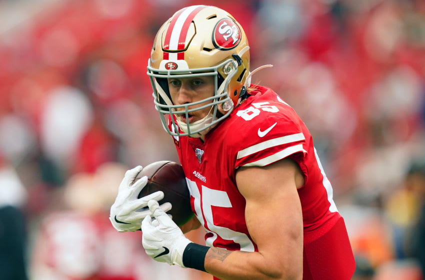 George Kittle (Photo by Thearon W. Henderson/Getty Images)