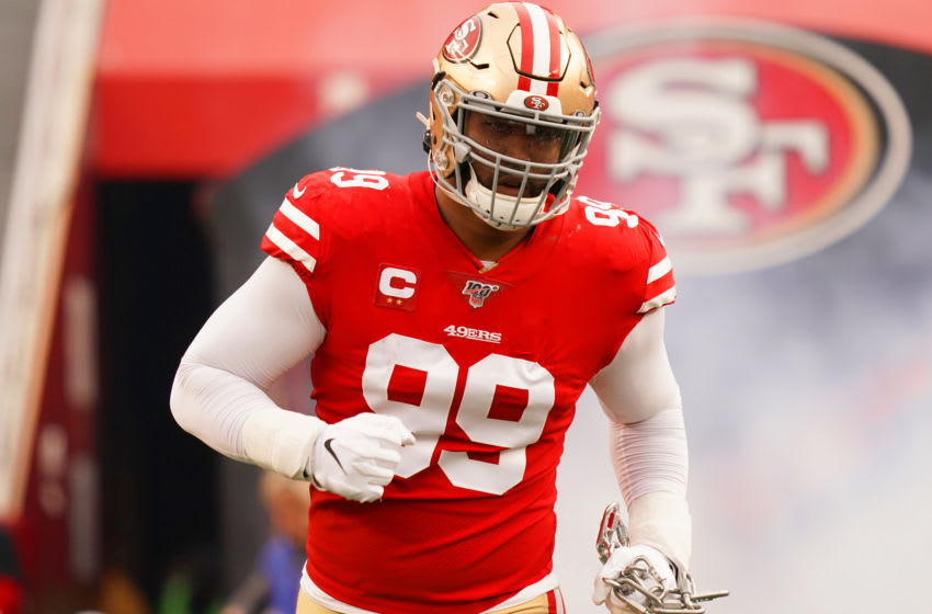49ers, DeForest Buckner (Photo by Thearon W. Henderson/Getty Images)