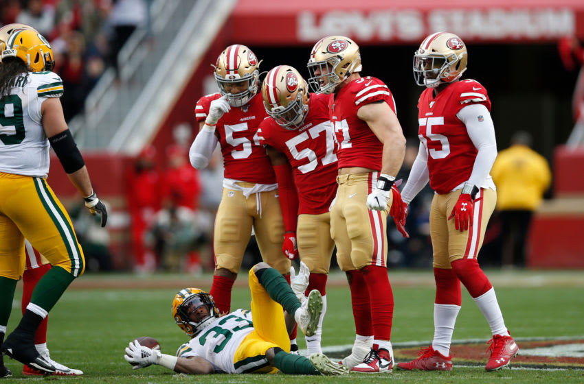 49ers (Photo by Michael Zagaris/San Francisco 49ers/Getty Images)