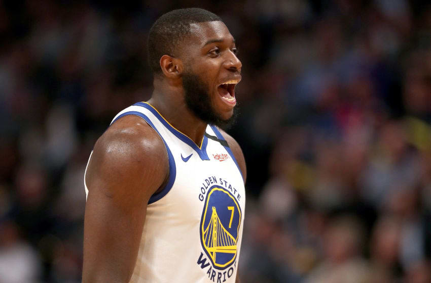 Warriors, Eric Paschall (Photo by Matthew Stockman/Getty Images)