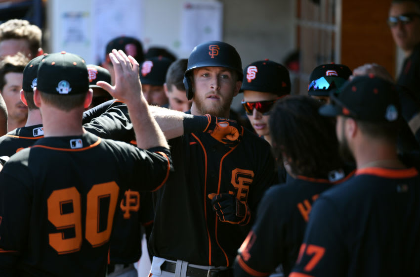 SF Giants Schedule (Photo by Norm Hall/Getty Images)
