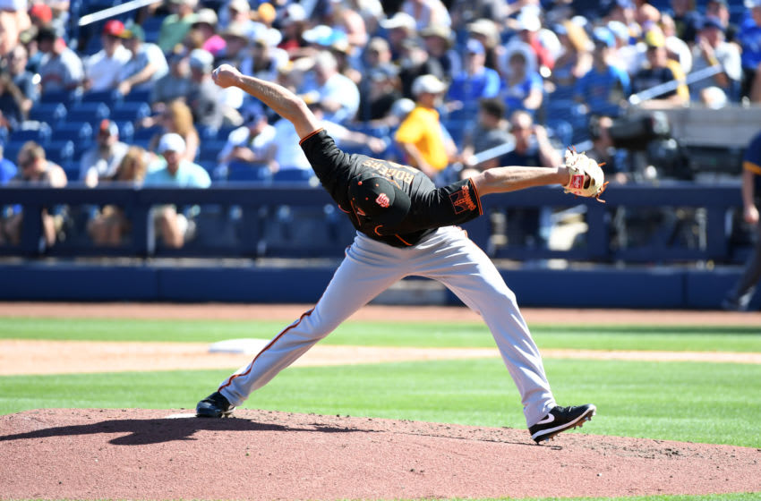 San Francisco Giants (Photo by Norm Hall/Getty Images)