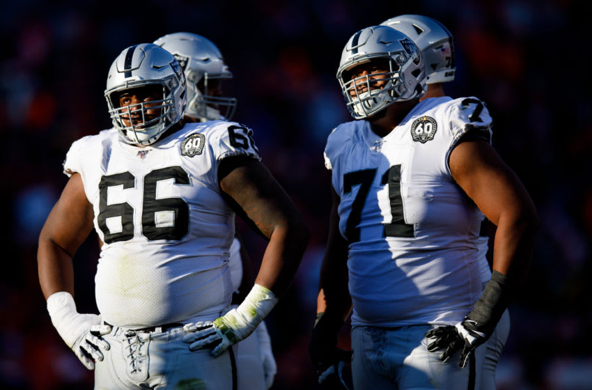 Raiders, Denzelle Good (Photo by Justin Edmonds/Getty Images)