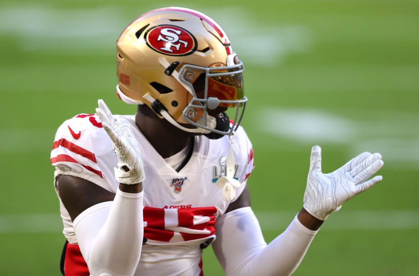 49ers, Deebo Samuel (Photo by Ronald Martinez/Getty Images)