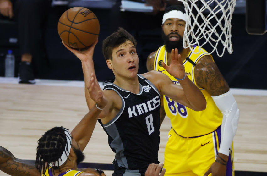 Sacramento Kings, Bogdan Bogdanovic (Photo by Kevin C. Cox/Getty Images)