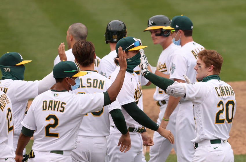 Oakland Athletics (Photo by Ezra Shaw/Getty Images)