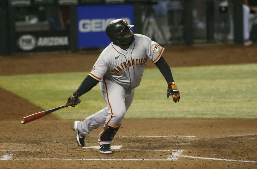 SF Giants, Pablo Sandoval (Photo by Ralph Freso/Getty Images)