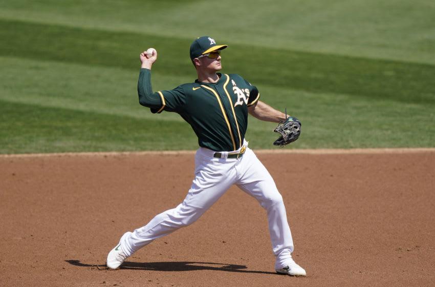 Oakland Athletics, Matt Chapman (Photo by Thearon W. Henderson/Getty Images)
