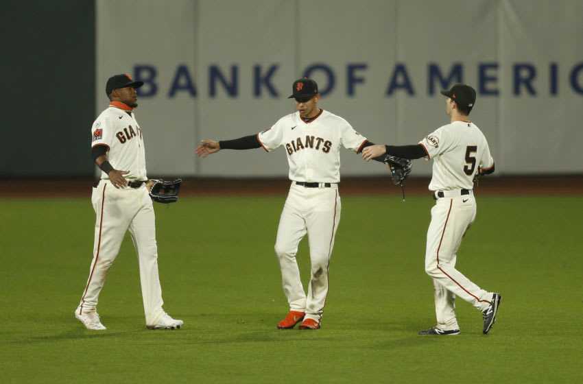 SF Giants (Photo by Lachlan Cunningham/Getty Images)