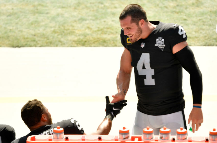 Raiders (Photo by Grant Halverson/Getty Images)