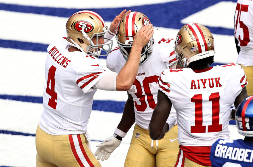 49ers (Photo by Elsa/Getty Images)