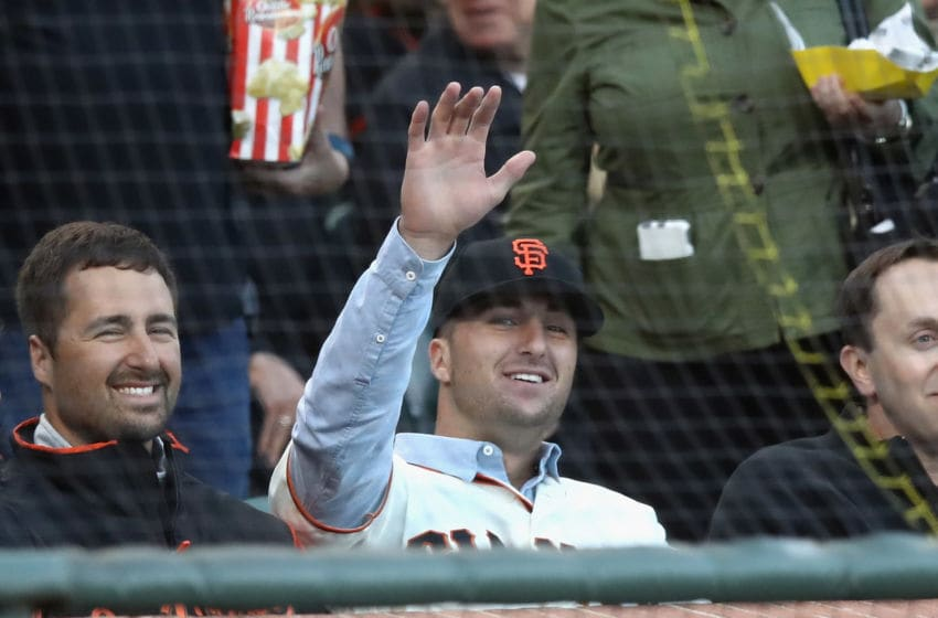 San Francisco Giants (Photo by Ezra Shaw/Getty Images)