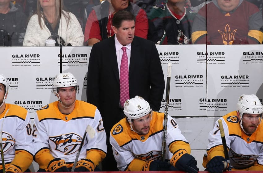 Peter Laviolette (Photo by Christian Petersen/Getty Images)