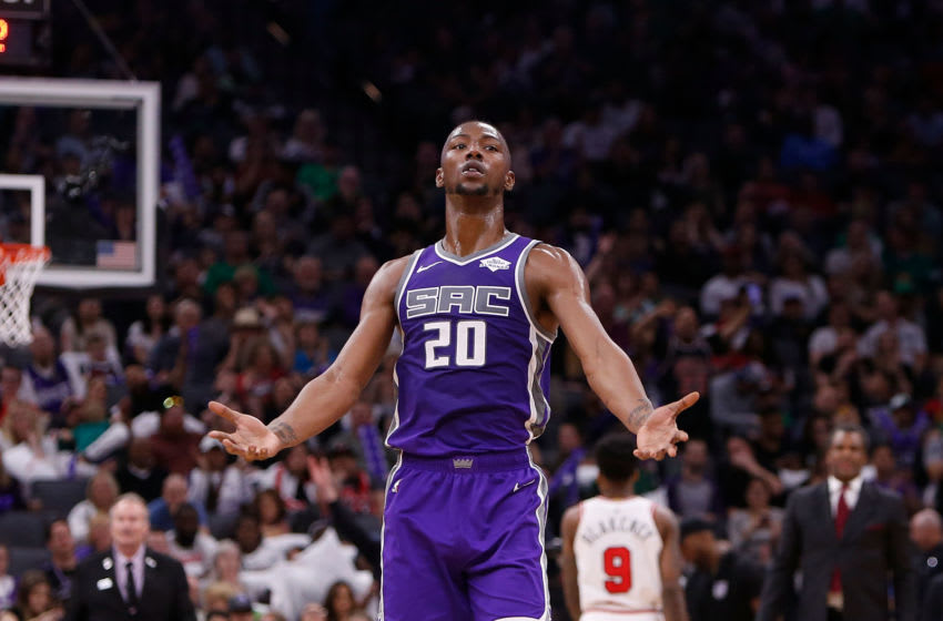 Sacramento Kings, Harry Giles (Photo by Lachlan Cunningham/Getty Images)