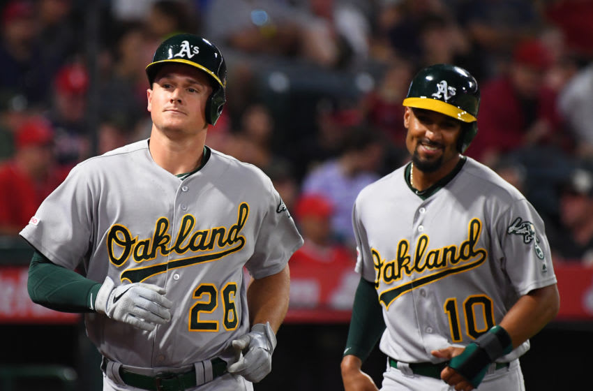Oakland Athletics (Photo by Jayne Kamin-Oncea/Getty Images)