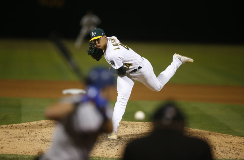 Oakland Athletics (Photo by Michael Zagaris/Oakland Athletics/Getty Images)