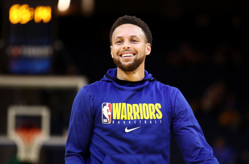 Warriors, Stephen Curry (Photo by Ezra Shaw/Getty Images)